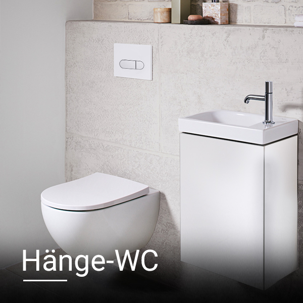 Hänge / Wand WC